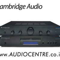 Cambridge Audio Topaz AM5 ,CD5 & SX50