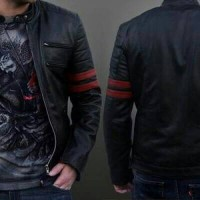 Jual Jaket Wolverine/Jaket X-man/Jaket Semi Kulit Murah