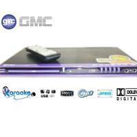 DVD Player GMC BM-081Q Ungu