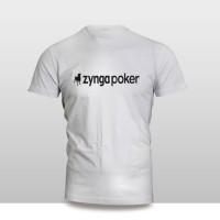 Kaos Baju Pakaian GAME ZYNGA POKER Murah