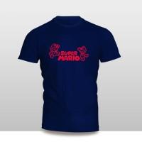 harga Kaos Baju Pakaian Game Super Mario Bros Murah Tokopedia.com