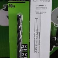 Mata Bor Besi 10.0mm RYU / Drill Bit