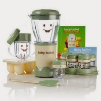Baby Magic Bullet Food Processor / Blender Makanan Bayi