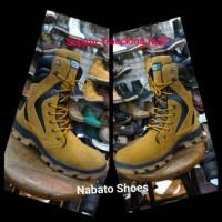 Sepatu Boot Traccking Kulit / Nabato Shoes