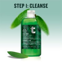 The Body Shop BIG Tea Tree Facial Wash 400ml - Limited Edition
