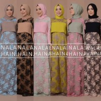 gamis SHAINA By Queenalabels