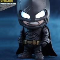 Hottoys Cosbaby Armored Batman Battle Damage Ver.