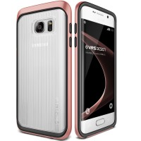 Verus Galaxy S7 Case Triple Mixx - Rose Gold