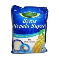 Beras Organik HOTEL KEPALA SUPER 5KG