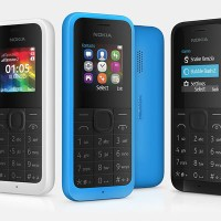 New Microsoft Nokia 105 - 2000 Contacts