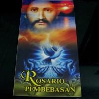 Lembar Doa Rosario Pembebasan