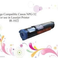 harga Cartridge Compatible Canon Npg-32 For Use In Laserjet Printer Ir-1022 Tokopedia.com