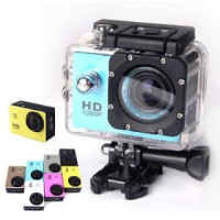 Murah !!! Action Camera SJ 4000 Real Time Wifi Water Proof