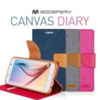 Canvas Diary Mercury Case ORI LG G4 Stylus