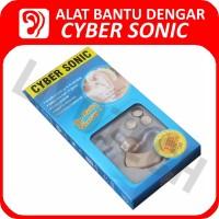 CYBERSONIC HEARING AID / ALAT BANTU DENGAR Termurah