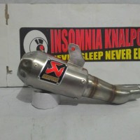 Knalpot Ninja 250, Z250 Akrapovic Gp Evo Slip On