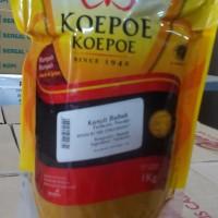 Koepoe Koepoe Kunyit bubuk 1kg / Nutmeg Powder