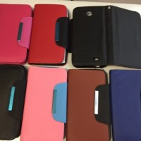 Leather Case HP / Dompet HP Sony Xperia Ekperia NEO L MT25i