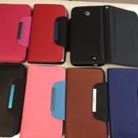 Leather Case HP / Dompet HP Sony Xperia Ekperia ZL C6502
