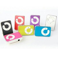 New MP3 Player Mini Shuffle + Card Reader Baterai Super