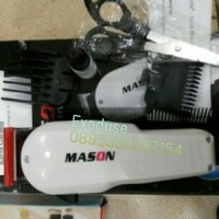 Mesin Cukur Rambut MASON/Alat Pencukur Oke Serbaguna