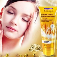 Golden Grain Brightening Mask by Freeman Beauty USA ORI!!! 175ml