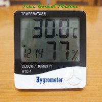 Termometer - Hygrometer HTC 1