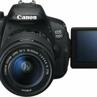 Kamera Canon EOS 700D Kit 18-55 IS STM ; Camera Canon 700 D