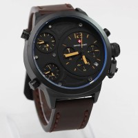 harga Jam Tangan Swiss Army 6396 Tripel Time ( Expedition,Gc,Casio,Rolex ) Tokopedia.com