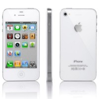 Iphone 4s 16gb White - Garansi 1 Tahun