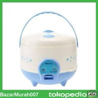 Miyako Magic Com Mcm606a 06 L Magic Warmer Plusputihbiru Harga Murah