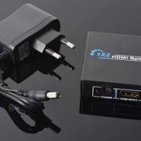 HDMI SPLITTER 2 PORT (1 INPUT 2 OUTPUT)