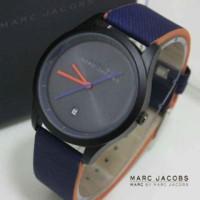 Jam Tangan Marc Jacobs Denim Blue Navy Best Seller