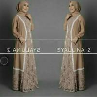 SYALUNA DRESS GAMIS