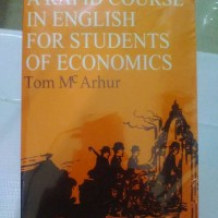 a rapid course in english for student of economics