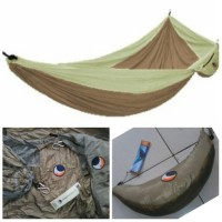 hammock ticket to the moon double khaki