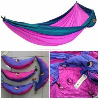 hammock ticket to the moon double pink