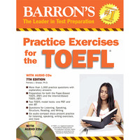 Barron's Practice Exercise for the TOEFL 7th Edition