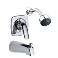 harga American Standard Kran Saga In Wall Single-lever Bath&shower Mixer Wf- Tokopedia.com
