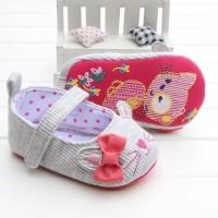 Sepatu Anak : Prewalker PW 20 Grey Cat