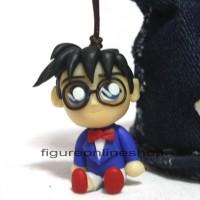 harga GANTUNGAN TAS / KUNCI CLAY 3D CONAN BAJU BIRU Tokopedia.com