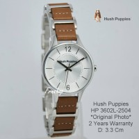 Jam Tangan Hush Puppies HP 3602L-2502 Original Authentic Wanita