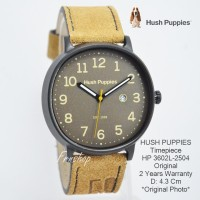 Jam Tangan Hush Puppies HP 3819M-2508 Original Authentic