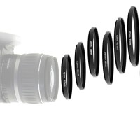 Step Up Ring Filter Adapter 37mm - 52mm (37 Mm To 52 Mm)