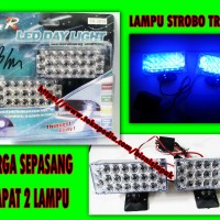 Jual Lampu LED Strobo Flash Variasi Motor Mobil / LED DAY LIGHT 3013 Murah