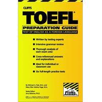 Cliffs TOEFL Preparation Guide with 2 CD (Cocok untuk TOEFL ITP/PBT)