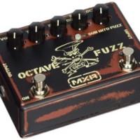 MXR SF01 Slash Octave Fuzz Effect Pedal