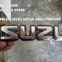 harga emblem grill isuzu untuk panther lama Tokopedia.com