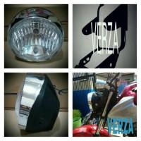 harga Breket Lampu Pesek Honda Verza + Lampu Std 7in Tiger Revo Tokopedia.com
