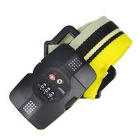 harga Tali  Pengikat Sabuk Koper Gembok Kombinasi 3 Angka dengan Kunci TSA Tokopedia.com